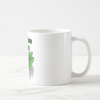 St. Patrick's Day, beware the leprechaun ninja's Coffee Mug