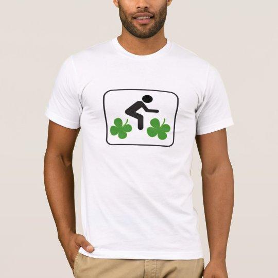St. Patrick's Day Bike Ride T-Shirt