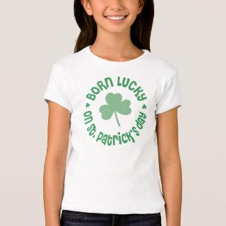 St. Patrick's Day Birthday T-Shirt