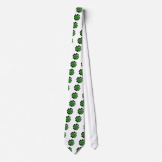 St. Patricks Day Bling Tie