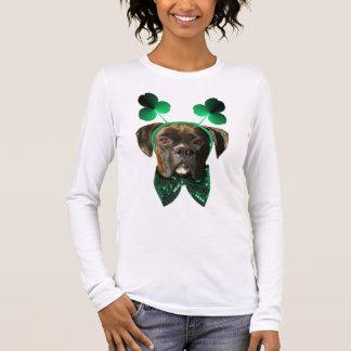 St. Patrick's Day Boxer shirt