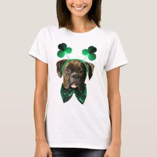 St. Patrick's Day Boxer T-shirt