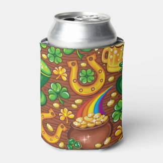 St. Patrick's Day - Can Cooler
