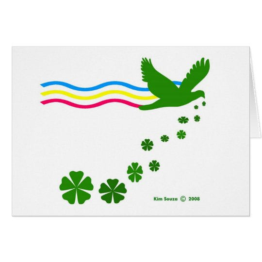 St. Patricks Day-Card Card