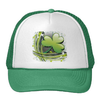 St Patrick's Day Clover Hats