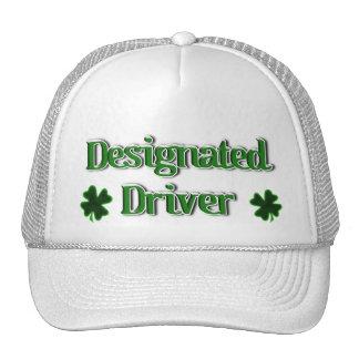 St. Patrick's Day Designated Driver Cap