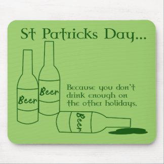 Funny irish sayings mouse mats funny irish sayings mouse pads for Funny irish sayings for st patrick day