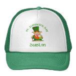 St Patrick's Day ~ Dublin Hats