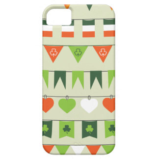 st patricks day flag case for the iPhone 5