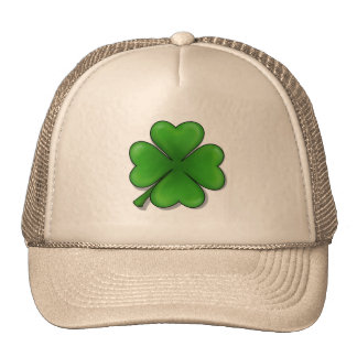 St. Patrick's Day, Four Leaf Clover Hats