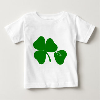 St Patrick's Day - Get Lucky 3 + 1 leaves = 4 Tees