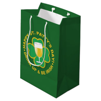 St. Patrick's Day gift bag
