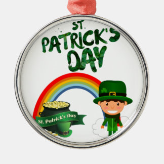 St Patrick's Day gifts Christmas Ornament