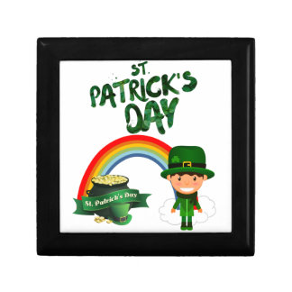 St Patrick's Day gifts Gift Box