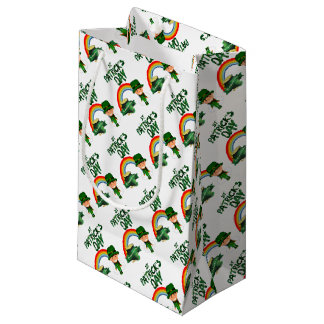 St Patrick's Day gifts Small Gift Bag
