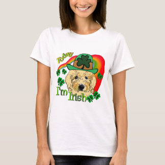St Patricks Day Goldendoodle T-Shirt