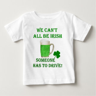 st patricks day green beer baby T-Shirt