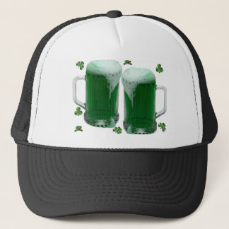 St Patrick's Day Green Beer Trucker Hat