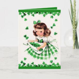 St patricks day cards invitations zazzle st patricks day greetings customisable card m4hsunfo