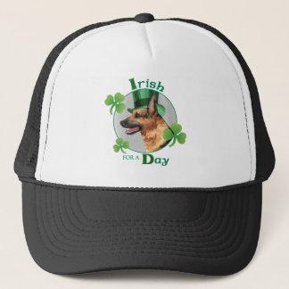 St. Patrick's Day GSD Trucker Hat