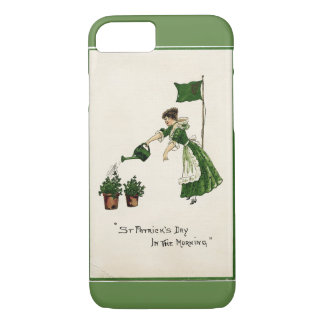 St. Patrick's Day in the Morning iPhone 7 Case