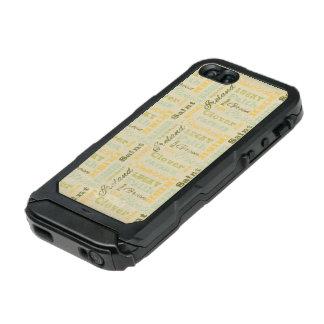 St. Patrick's Day Incipio ATLAS ID™ iPhone 5/5s Ca Incipio ATLAS ID™ iPhone 5 Case