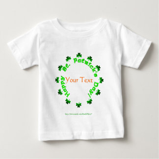 St. Patrick's Day Infant Tee Shirt
