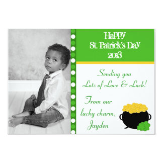 St. Patrick's Day Invite