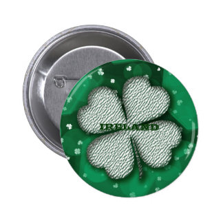 St. Patricks Day Ireland buttons