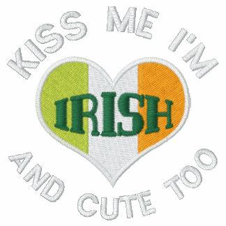 St. Patrick's Day Irish Heart Polo Shirts