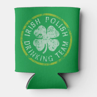 St Patricks Day Irish Polish Drinking Team