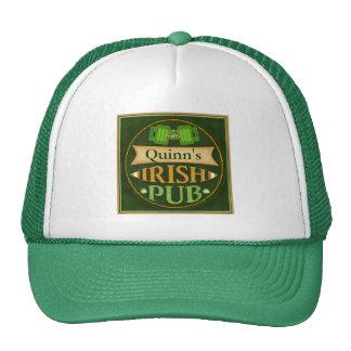 St. Patrick's Day Irish Pub Hat