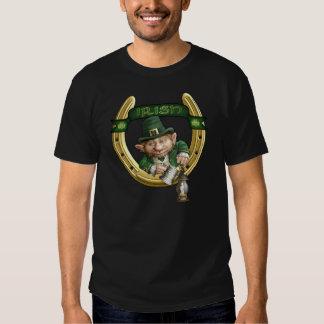 St. Patrick's Day Irish T-Shirt with Leprechaun