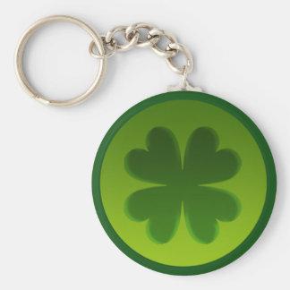 St Patrick's Day Keychain