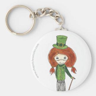 St. Patrick's Day Keychain