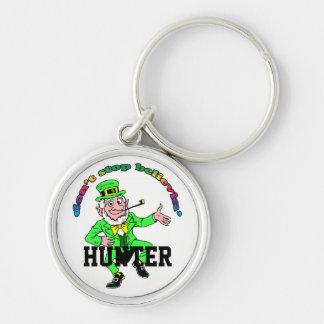 St. Patrick's Day Leprechaun Don't Stop Believing Key Chains