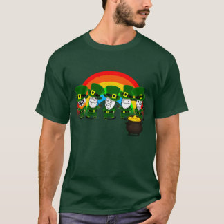 St Patrick's Day Leprechaun Rage Face Meme Shirt