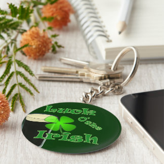 St Patricks Day - Luck of the Irish Key Ring