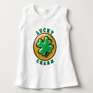 St. Patrick's Day Lucky Charm 4 Leaf Clover T-shirts