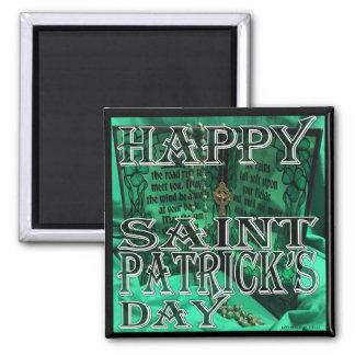 St Patrick's Day Magnet