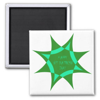 St. Patrick's Day Fridge Magnets