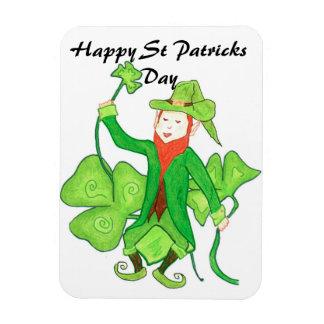 St Patricks Day Magnet