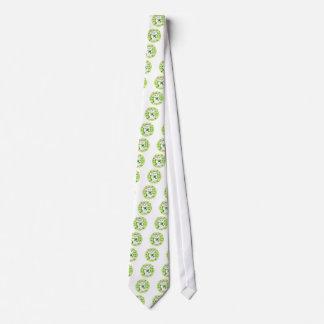 St. Patrick's Day Maneki Neko (Lucky Cat) Tie