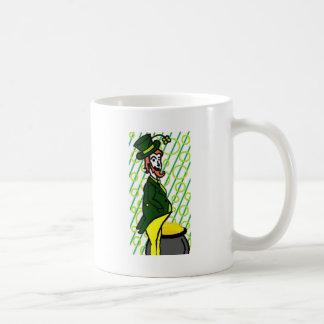 St. Patricks Day Basic White Mug
