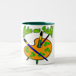 St Patricks Day Mugs