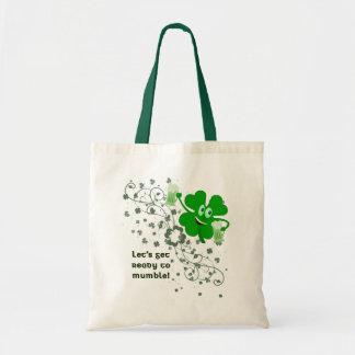 St. Patrick's Day Mumble Bag