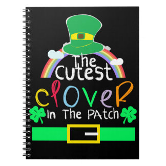 St patricks Day Note Books for Kids school gifts