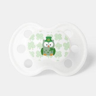 St. Patrick's Day Owl Dummy