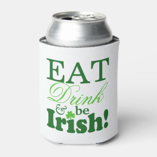St. Patrick's Day Party Eat Drink and Be Irish