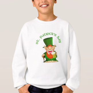 St Patrick's Day ~ Patty O'Party Sweatshirt